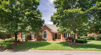 Greer Single Family Home For Sale: 10 Lauriston Place