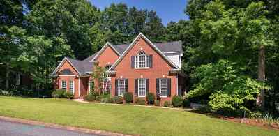 Greer Single Family Home For Sale: 2 Claymore Court