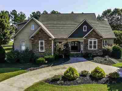 Inman Single Family Home For Sale: 604 Belle Terre Ct