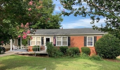 Spartanburg Single Family Home For Sale: 216 High Street