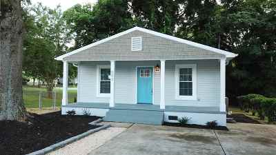 Greenville Single Family Home For Sale: 503 Queen Street