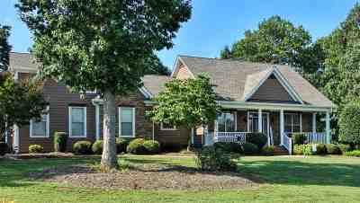 Greer Single Family Home For Sale: 118 Creek Crossing Way