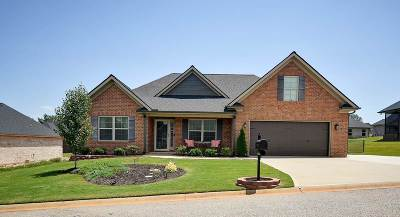 Inman Single Family Home For Sale: E 610 Dateria Way