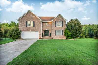 Moore Single Family Home For Sale: 137 Barley Mill
