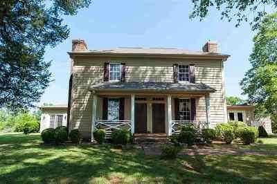 Campobello Single Family Home For Sale: 201 Goldfish Drive