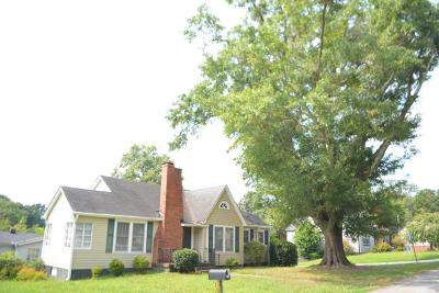 Greenville Single Family Home For Sale: 200 Paris Mountain Ave