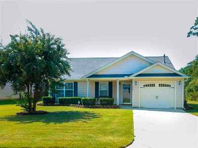 Moore Single Family Home For Sale: 308 Kelly Farm Rd.