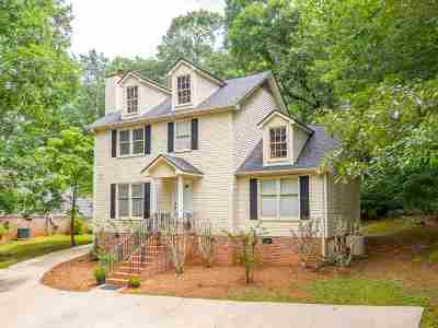 Taylors Single Family Home For Sale: 12 Sunset Drive