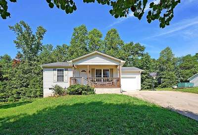 Inman Single Family Home For Sale: 521 Signal Hill Lane