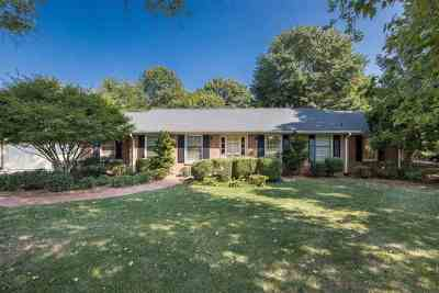 Spartanburg Single Family Home For Sale: 216 Talmadge Drive