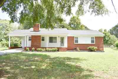 Inman Single Family Home For Sale: 201 Highland Road