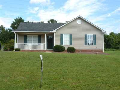 Spartanburg Single Family Home For Sale: 255 Queensbury Drive