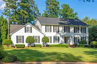 Spartanburg Single Family Home For Sale: 105 Ashford Avenue