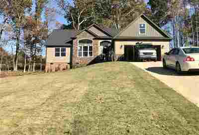 Lyman Single Family Home For Sale: 200 Larissa Court