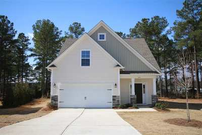 Inman Single Family Home For Sale: 631 Autumn Breeze Walk