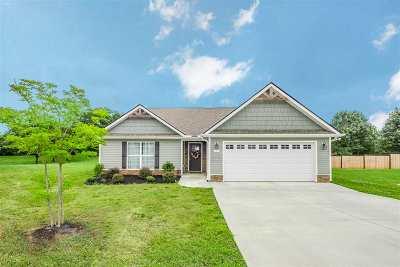 Inman Single Family Home For Sale: 280 Gala Ln