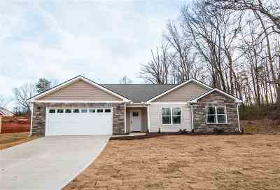 Inman Single Family Home For Sale: 893 Cothran Rd