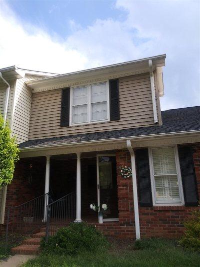 Spartanburg Single Family Home For Sale: 15 Somersett Drive