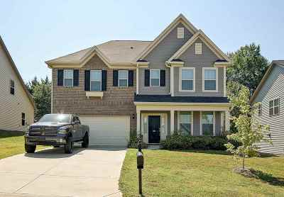 Moore Single Family Home For Sale: 363 Kelly Farm Road