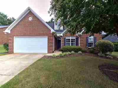 Moore Single Family Home For Sale: N 329 Sweetwater Hills Drive