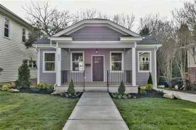 Spartanburg Single Family Home For Sale: 699 Maple Street