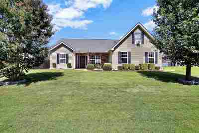 Spartanburg Single Family Home For Sale: 405 Isabella Drive