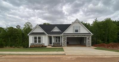 Inman Single Family Home For Sale: 140 Southern Oaks Drive - Lot 11