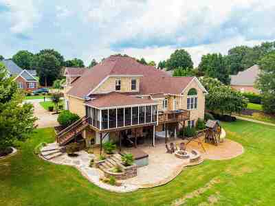 Greer Single Family Home For Sale: 135 Tupelo Drive