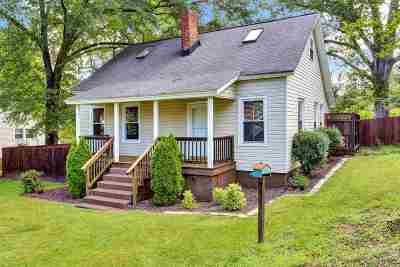 Greenville Single Family Home For Sale: 28 Wallace Street