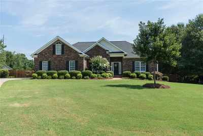 Inman Single Family Home For Sale: 829 Indian Trail Run