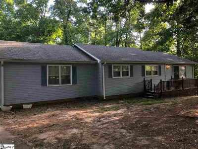 Spartanburg SC Single Family Home For Sale: $162,900