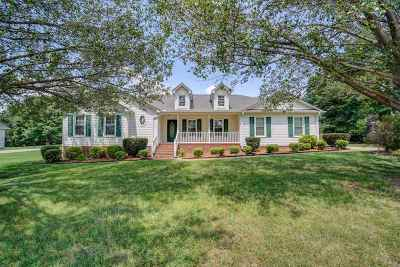 Greer Single Family Home For Sale: 242 Faye Court
