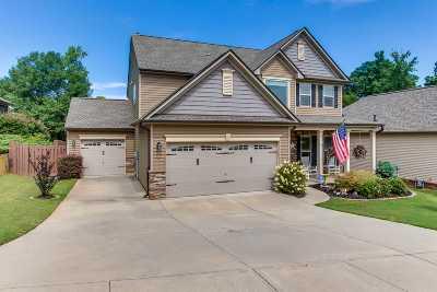 Greer Single Family Home For Sale: 139 Chandler Crest Court