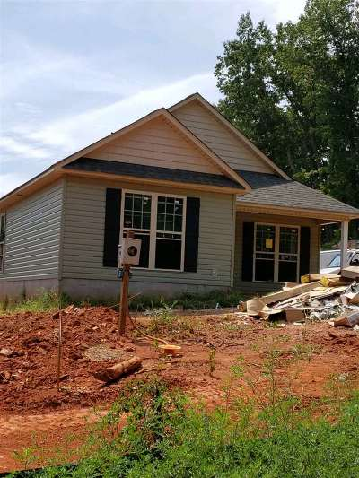 Spartanburg SC Single Family Home For Sale: $143,900
