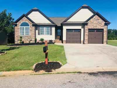 Single Family Home For Sale: 332 Gleaner Drive