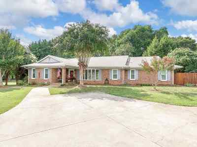 Spartanburg Single Family Home For Sale: N 124 Cypress Lane