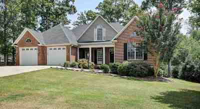 Spartanburg Single Family Home For Sale: S 319 Griffin Mill Court