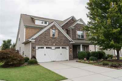 Simpsonville Single Family Home For Sale: 129 Heritage Point Drive