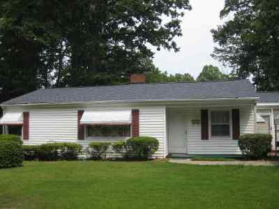 Spartanburg Single Family Home For Sale: 130 Overbrook Circle