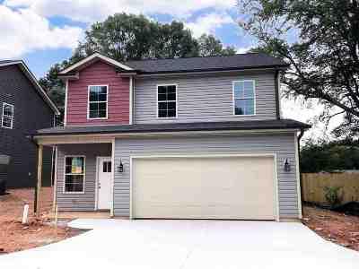 Greer Single Family Home For Sale: 408 King Street