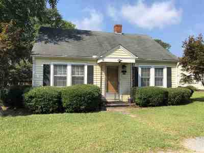 Spartanburg Single Family Home For Sale: 252 West Wood Street
