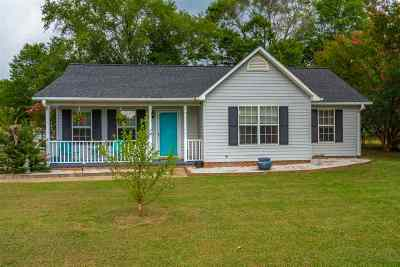 Spartanburg SC Single Family Home For Sale: $124,500