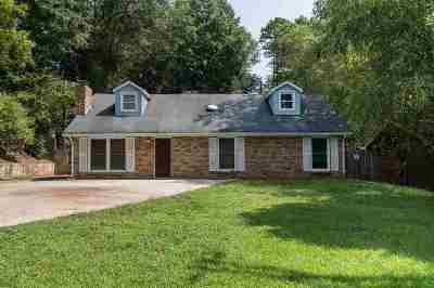 Spartanburg Single Family Home For Sale: 898 Barnwell Road