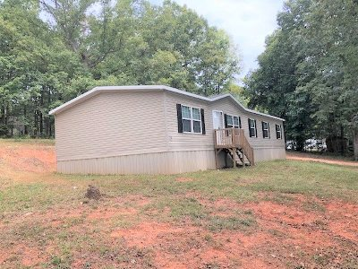 Liberty SC Mobile Home For Sale: $119,900