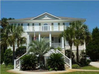Isle Of Palms SC Single Family Home sold: $880,000