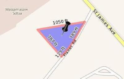 Residential Lots & Land For Sale: Planet Road