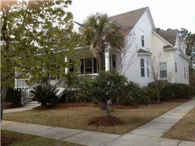 Mount Pleasant SC Single Family Home sold: $416,500