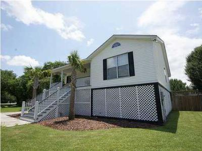Charleston SC Single Family Home Sold: $269,900