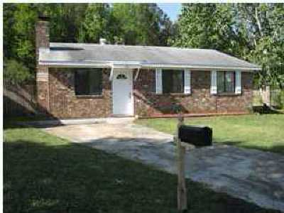 Goose Creek Single Family Home Contingent: 83 Tanbark Court