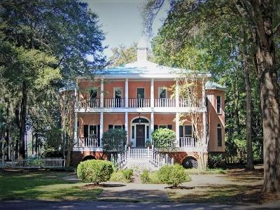 Johns Island Single Family Home For Sale: 2984 Bohicket Road